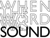 When the Word Was (((Sound)))