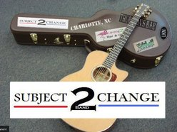 Image for The Subject 2 Change Band