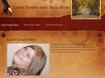 Learn Yoruba with Naija Mom