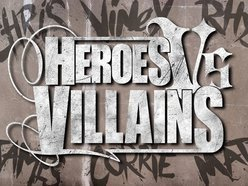 Image for Heroes Vs Villains