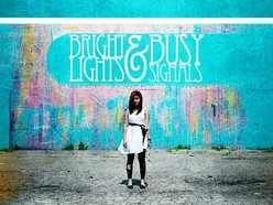 Image for Bright Lights And Busy Signals