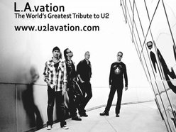 Image for U2 Tribute Band L.A.vation - The World's Greatest Tribute to U2
