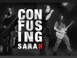 Image for Confusing Sarah