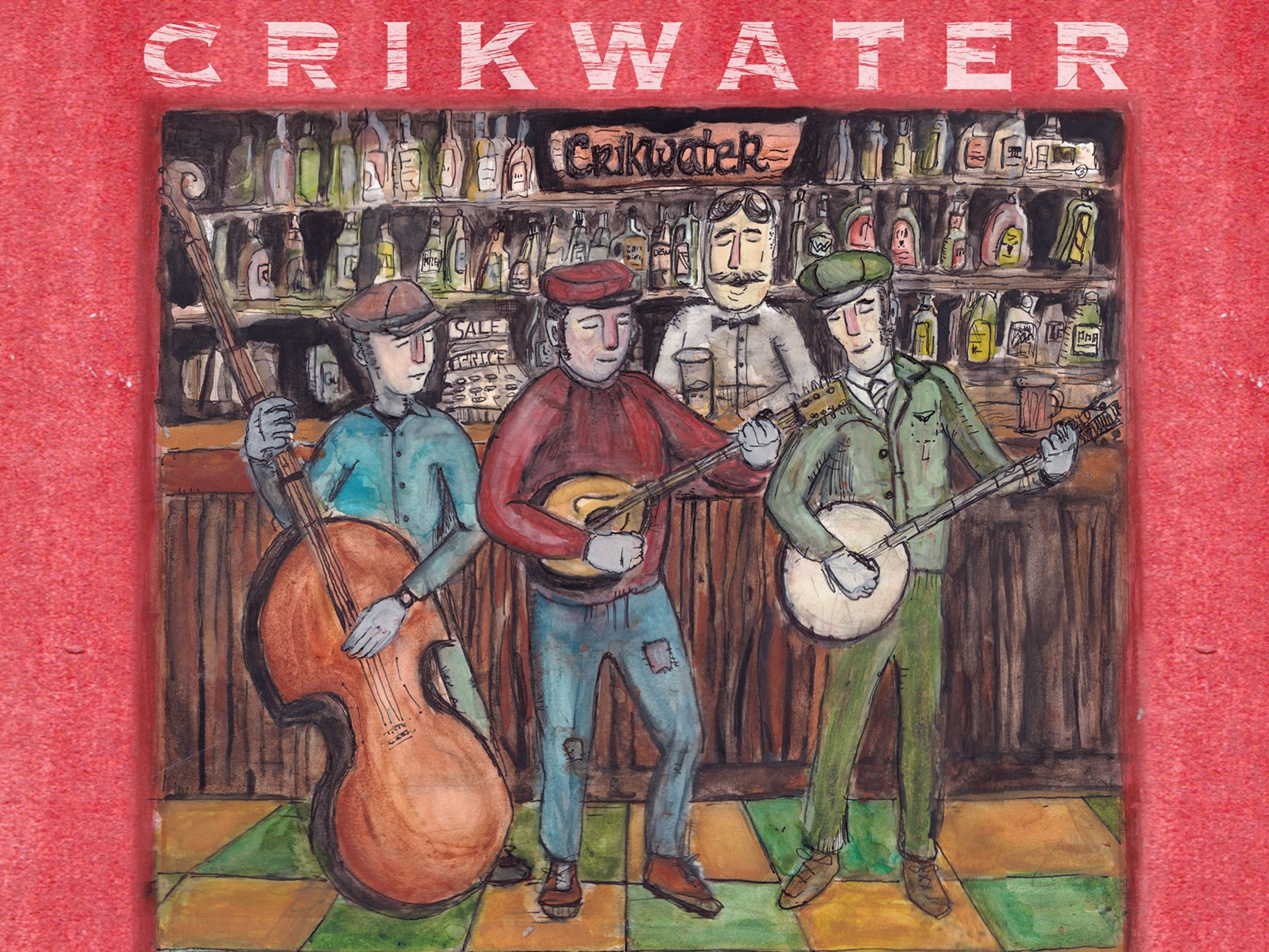 Image for Crikwater