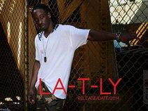 La-T-Ly aka (Larry The Lyrical)