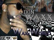 DON WAXX