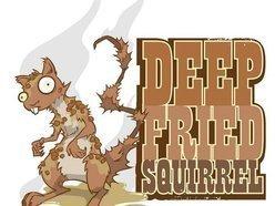 Deep Fried Squirrel