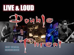 Image for DOUBLE THREAT