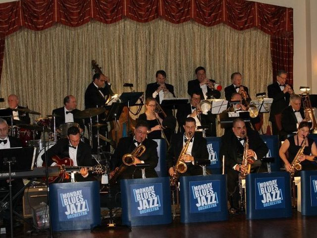 Image for Monday Blues Jazz Orchestra