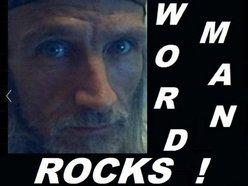 Word Man Rocks