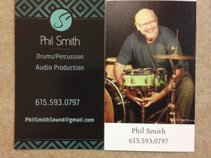 Phillip Smith Drums & Percussion