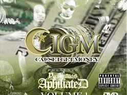 Image for C.I.G.M. Presents Young Ahks