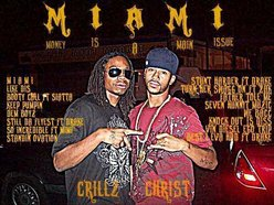 Image for Christ and Crillz