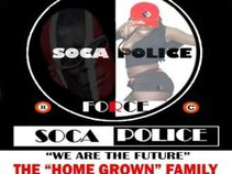 Soca Police Force - Eno's Ltd. Publishing - iGhost Writers Publishing