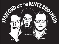Image for Stafford and The Bentz Brothers
