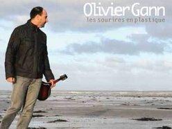 Olivier Gann, page artiste
