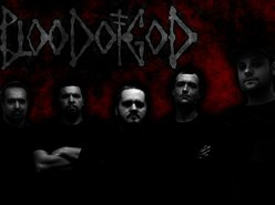 Image for Blood of God