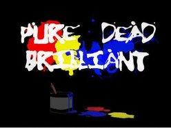 Image for Pure Dead Brilliant