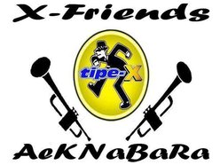 Image for X-Friends Aeknabara