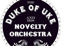 Image for The Duke of Uke and His Novelty Orchestra