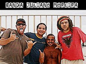 Banda Juliano Moreira - Magazine cover
