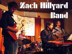Zach Hillyard Band