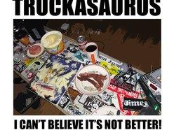 Image for Truckasaurus