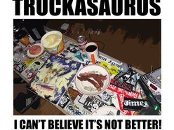 Image for Truckasaurus