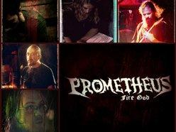 Image for Prometheus Fire-God