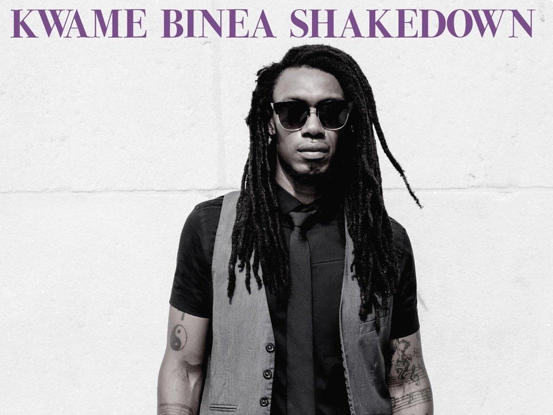 Image for Kwame Binea Shakedown