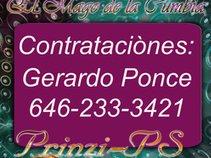 """""""El mago de la Cumbia"""" Grupo Prinzi-PS"""