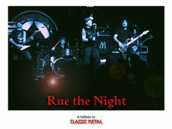 Image for Rue The Night