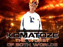 Komatoze