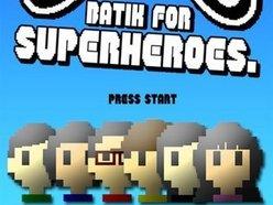 Image for Batik For Superheroes