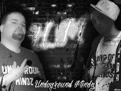 Image for Undaground Mindz ($Jraw$ & BuCy)
