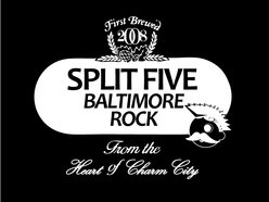 Image for SPLIT FIVE
