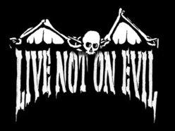 Image for Live Not On Evil