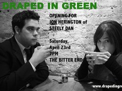 Image for Draped in Green