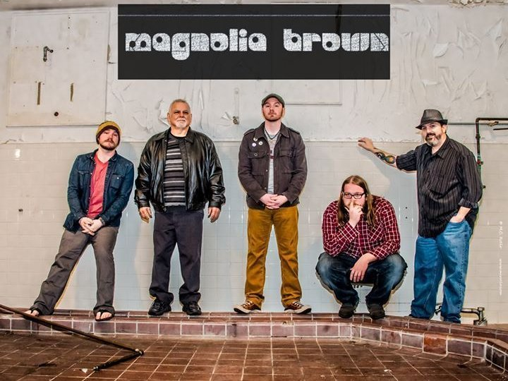 Image for Magnolia Brown