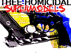 Image for Thee Homicidal Supermodels