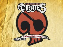 Image for Endangered Pirates From Outer Space