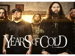 Image for YEARS of COLD