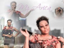"Mz Arica ""I AM Vocals"""