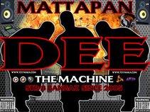 MATTPAN DEE THE MACHINE (HIP HOP PRODUCER / BEAT CREATOR)