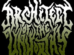 Image for Architect of the unworthy