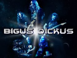 Image for BIGUS DICKUS -Hard As A Rock- covering machine