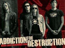 Image for ADDICTION FOR DESTRUCTION