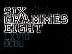 Image for SIX GRAMMES EIGHT