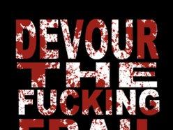 Image for Devour The Frail