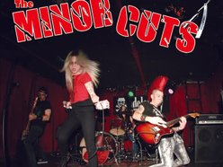 Image for The Minor Cuts